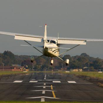 PPL-LAPL Landungen